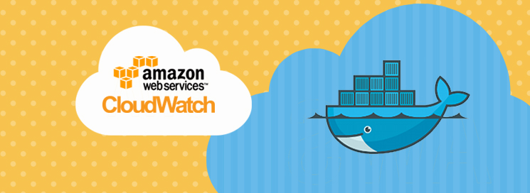 docker logging aws cloudwatch