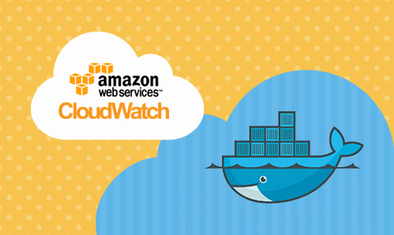 log docker on aws cloudwatch