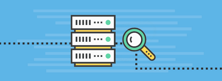 server log analysis