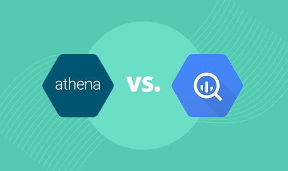 bigquery vs athena
