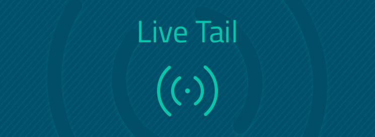 logzio live tail