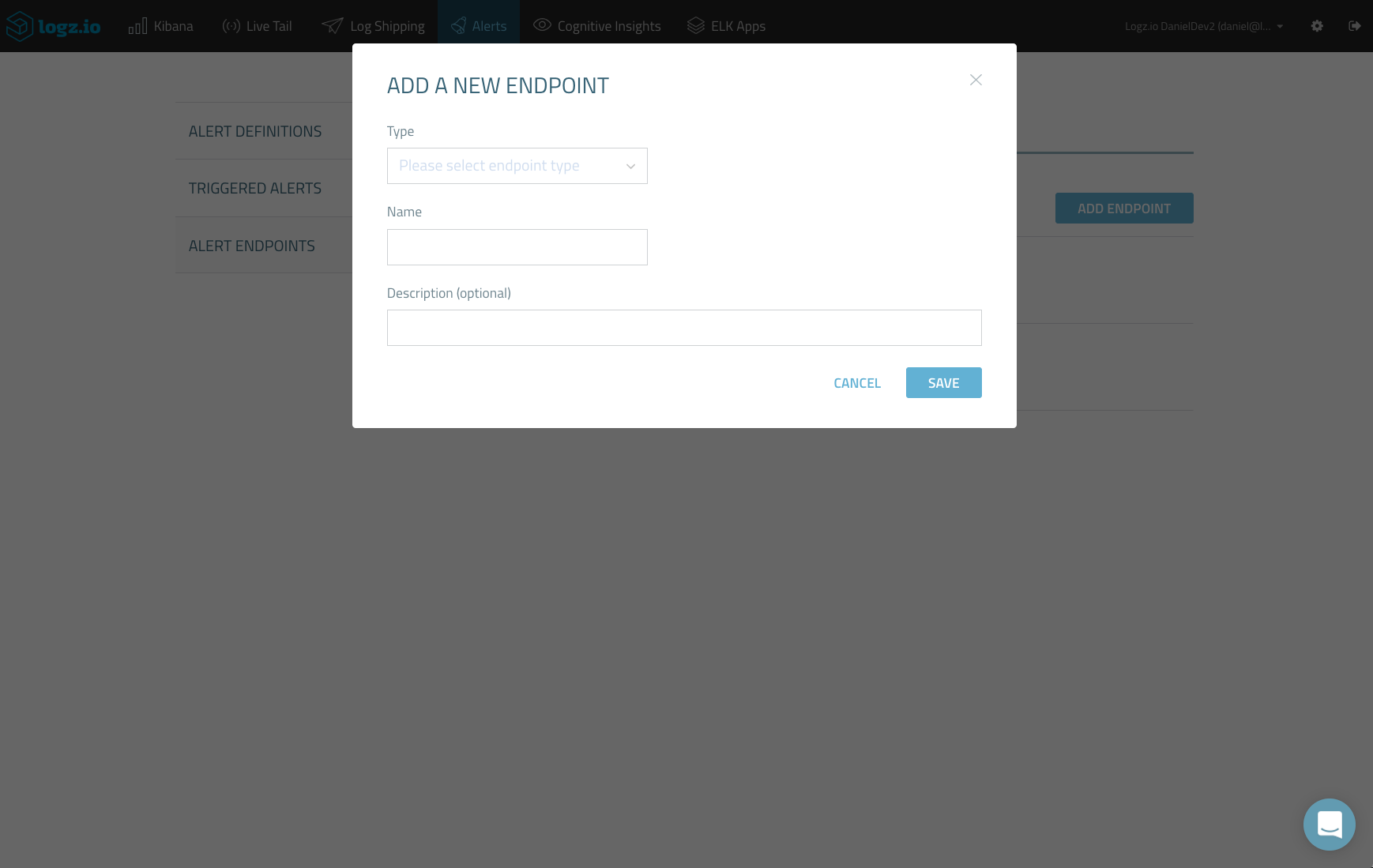 add a new endpoint