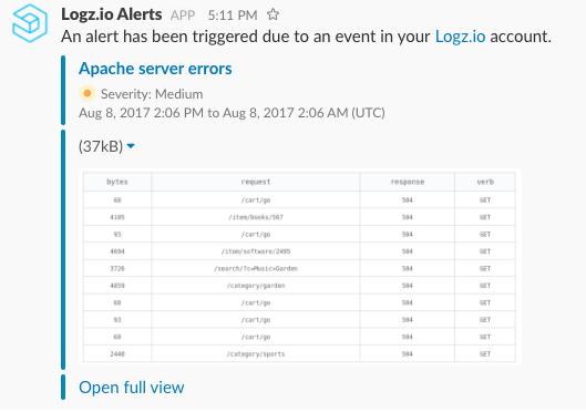 Apache Server Error