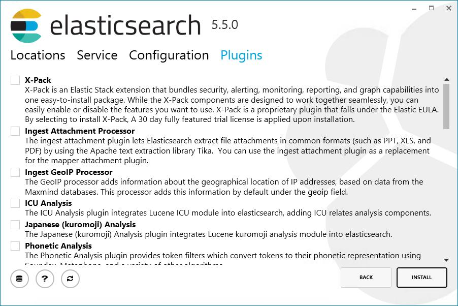 Elasticsearch Plugins