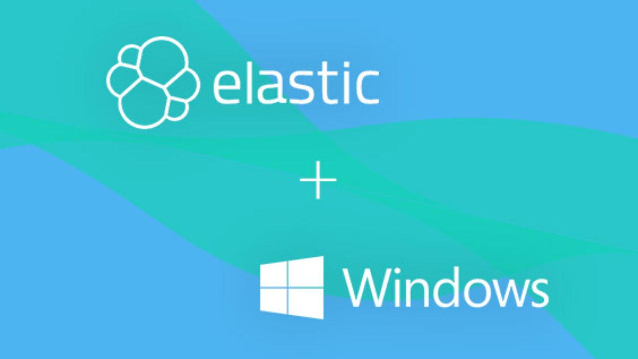 Installing the Elastic Stack on Windows   Logz io