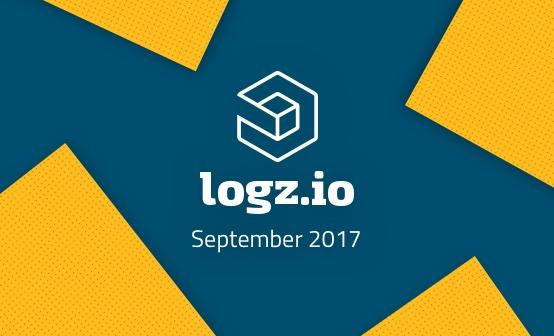 logz.io september 2017
