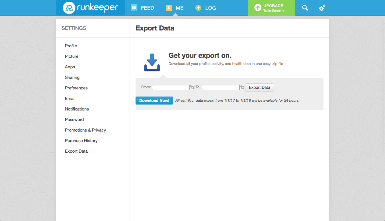 Analyzing Runkeeper Data With the ELK Stack - DZone Big Data