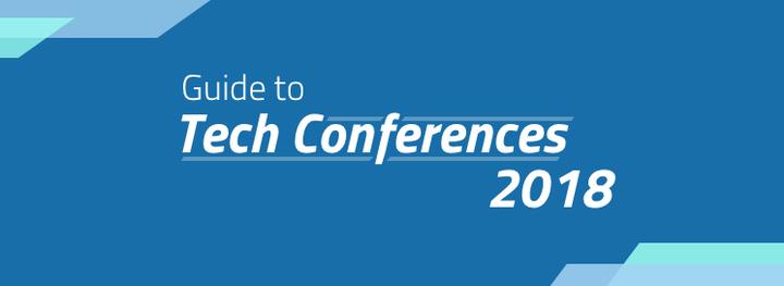 tech conferences 2018