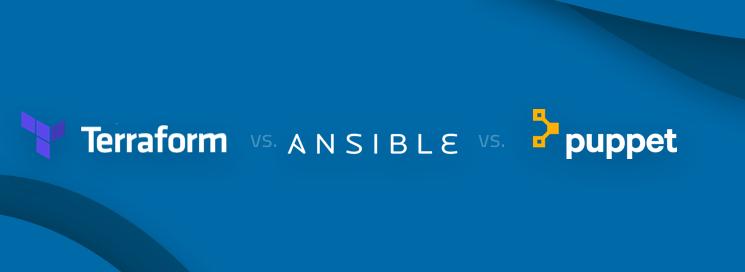Terraform vs  Ansible vs  Puppet | Logz io