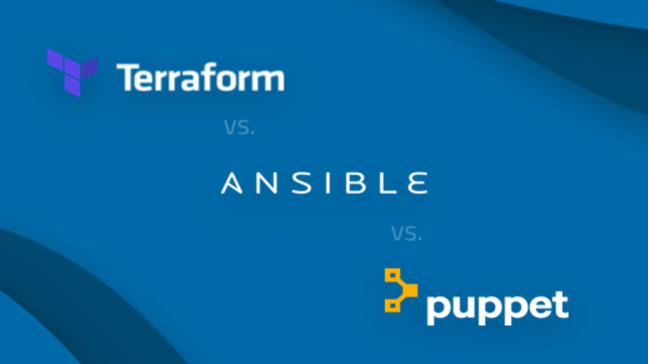 Terraform vs  Ansible vs  Puppet   Logz io