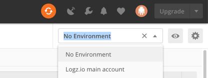 no environment