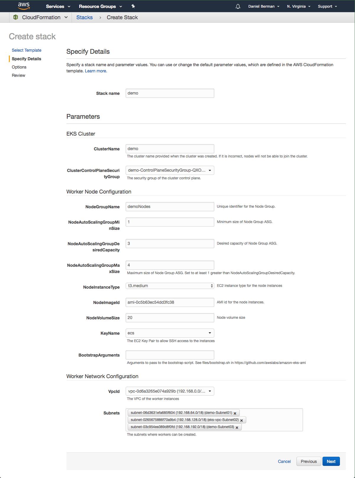 Deploying a Kubernetes Cluster with Amazon EKS | Logz io