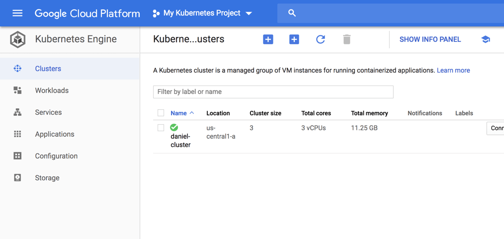 Kubernetes Engine