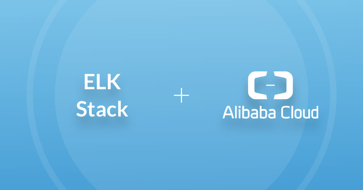 elk stack on alibaba